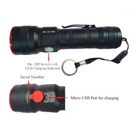 2. Hand Held Led Flash Light  (SG-LN-002)